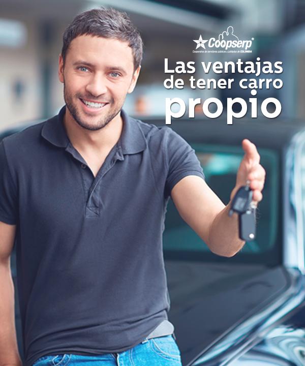 LAS VENTAJAS DE TENER CARRO PROPIO